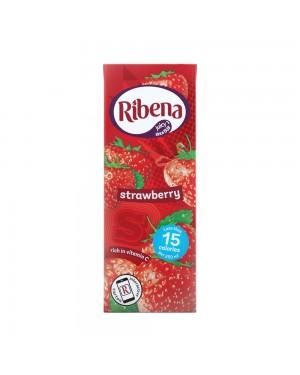 Ribena Strawberry 250Ml Succo Di Frutta Alla Fragola Senza Zuccheri Aggiunti