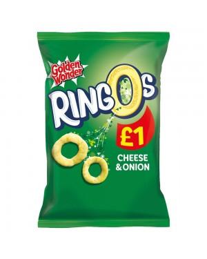 Ringos Onion Ring Anelli Di Cipolla E Formazzio 70G