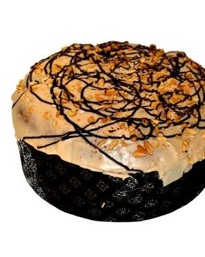 Panettone Burro di Arachidi e cioccolato