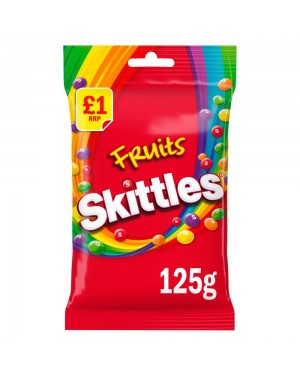 Skittles Fruit Treat Bag