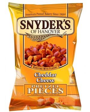 Snyders pretzel cheddar cheese 56g