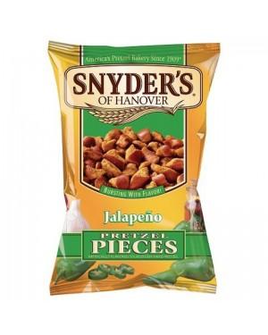 Snyders pretzel jalapeno 45g