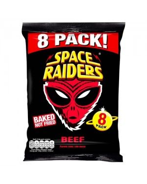 SPACE RIDERS BEEF 25G