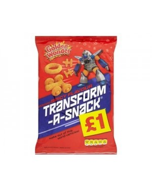 TRANSFORM A SNACK SPICY 30G
