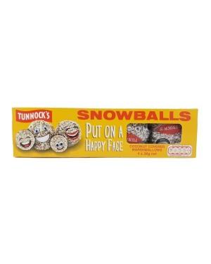 Tunnocks snowballs 120g