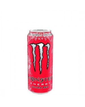 Monster ultra red 500ml