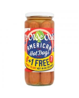 Ye Olde Oak Hot Dog Classici Americani Precotti In Salamoia 520G