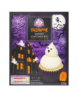 CREATE A CAKE GHOST CUPCAKE KIT 335G