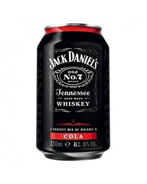Jack daniel's e cola 330ml