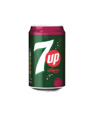 7up bevanda gusto ciliegia 330ml