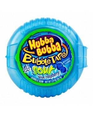 Sour Blue Raspberry Hubba Bubba Bubble Tape