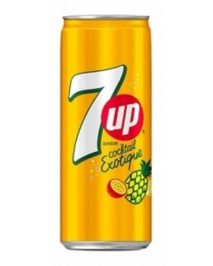 7up Exotic Cocktail