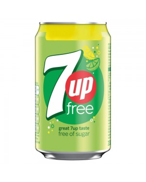 7up original soda al gusto limone 330ml