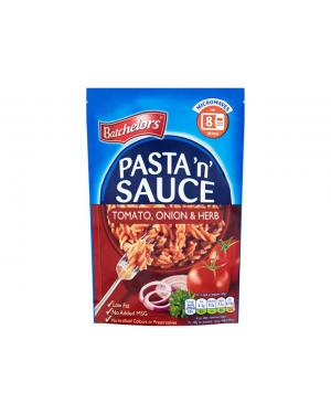 Batchelors pasta con salsa di pomodoro, cipolle e erbe aromatiche 110gr