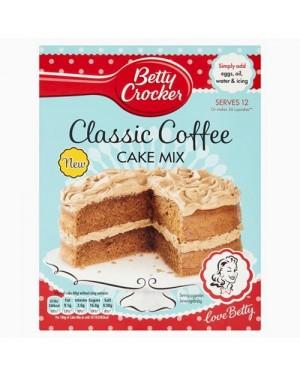 Betty crocker preparato per torte al caffe 425gr