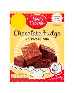 Betty Croker preparato per brownie 415g