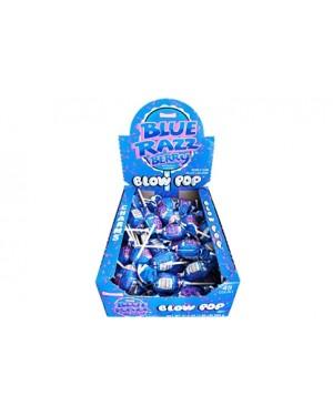 Blue Razz Berry Blow Pops