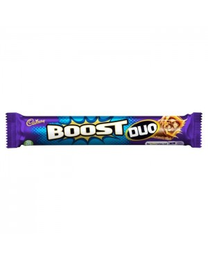 Cadbury boost duo