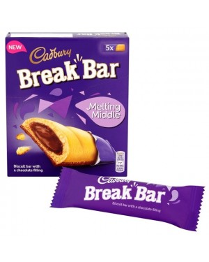 Cadbury Break Bar Melting Middle Original 130g