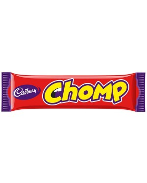 Cadbury Chomp Barretta Di Cioccolato Al Latte Con Caramello