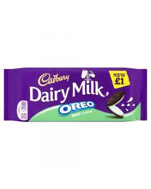 Cadburys Oreo Mint