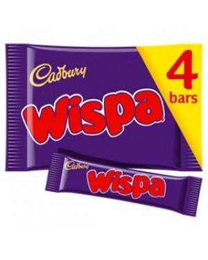 Cadbury Wispa 4x