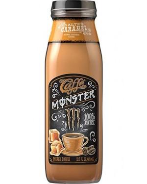 Caffé Monster Salted Caramel Energy Coffee  405ml