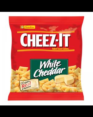 Cheez It Crakers Di Formaggio Cheddar Bianco Busta Small 42G