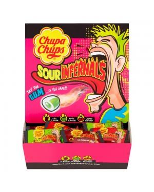 Chupa Chups Sour Infernals Gum