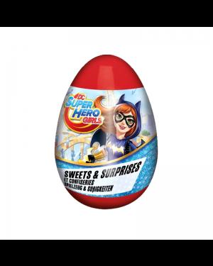 Dc Super Hero Girls Ovetto Di Pasqua Con Sorpresa 10G