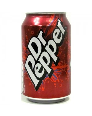 Dr pepper original 330ml