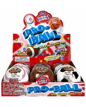 Dubble Bubble Pro-Ball inviata singolarmente e in maniera casuale