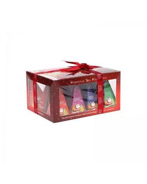 Enghlish Teah Shop Red 12 Piramidi Che Contengono 12 Diversi Infusi