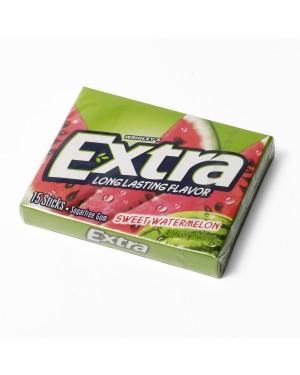 Extra Watermelon Gomme Da Masticare Al Gusto Anguria