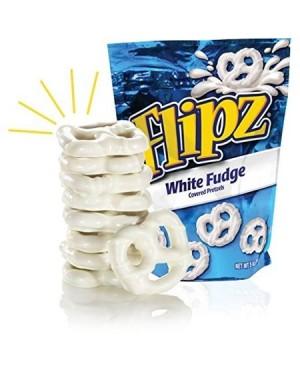Flipz White FudgePretzels 141g