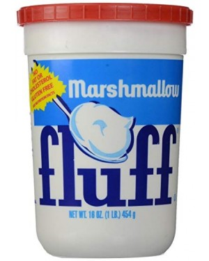 Fluff Big Tube Crema Di Marshmallows Spalmabile Gusto Original 450G