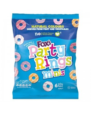 Fox party ring minis150g