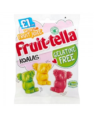 Fruittella Veggie Koalas Bag