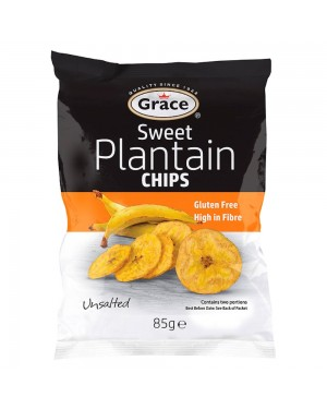Greace plantain, chips di banana dolci 85g