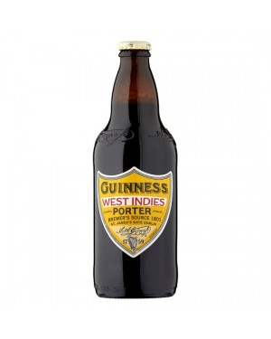 Guinness west indies porter 500ml