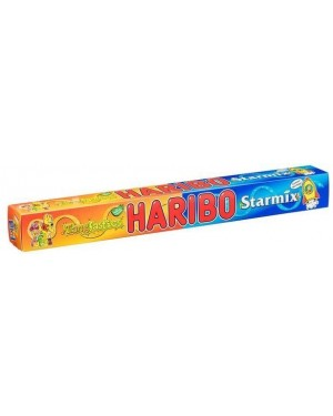HARIBO STARMIX/TANGFASTIC GIANT TUBE HOD 384G