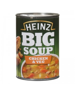 Heinz big soup roast chicken and vegetables 500gms