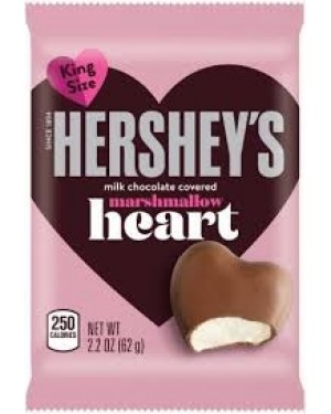 Hershey's Marshmallow Heart