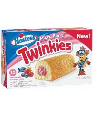 Hostess Mixed Berry Twinkies