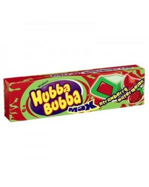 Hubba bubba max strawberry watermelon