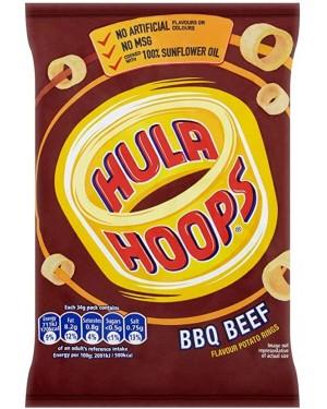 HULA HOOPS BBQ BEEF