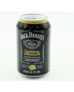 Jack daniel's lemonade 330ml