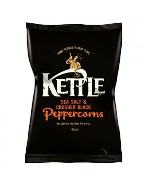 Kettle paptine al pepe nero 40g
