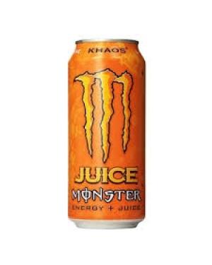 Monster juice khaos 473ml