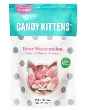Candy Kittens Sour Watermelon